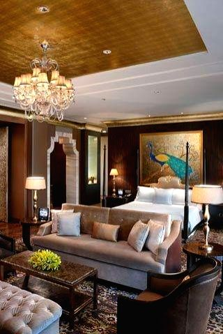 The Grand Presidential Suite at ITC Maurya.