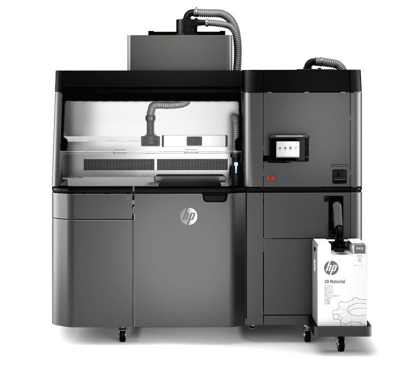 The ?HP Jet Fusion 3D Printing Solution? will deliver superior-quality physical parts up to 10 times faster and at half the cost of current 3D print systems.