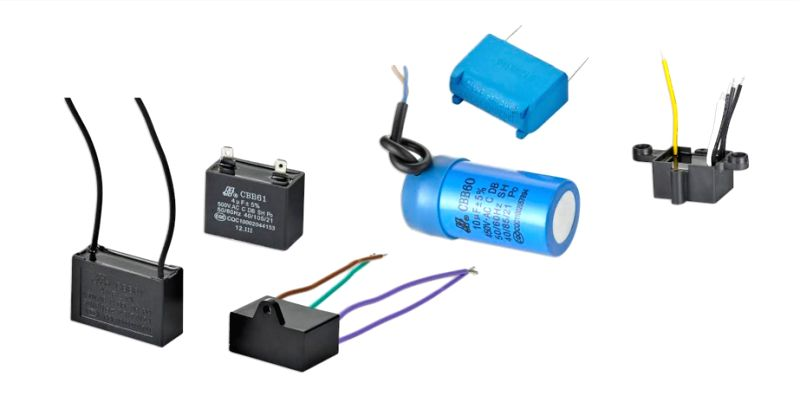 The humble capacitor, which in its various forms, powes everything from our digital cameras to touchscreens in ATMS