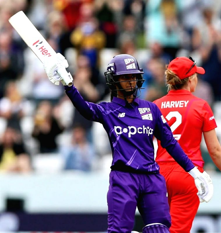 The Hundred: Jemimah continues good form, smashes 60.