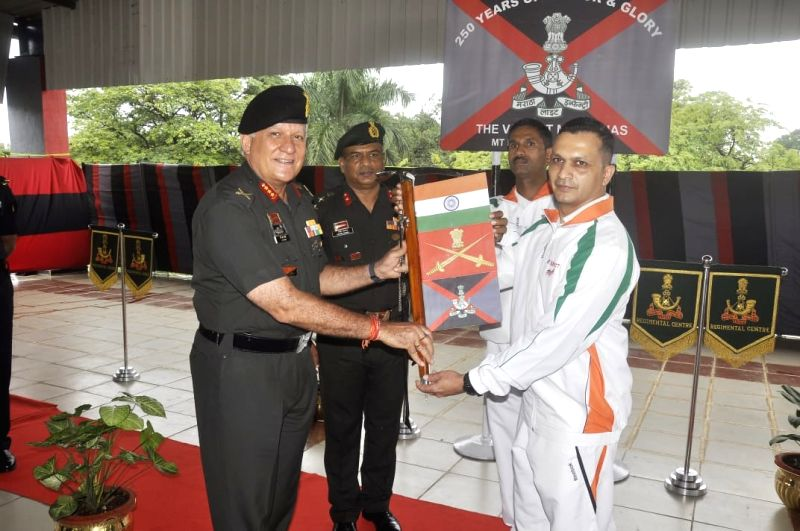The Indian Army's Maratha Light Infantry Regiment is undertaking a mountaineering expedition to the 7077-meter high Mount Kun in Kargil to celebrate 250 years of its raising. Led by Lieutenant ...