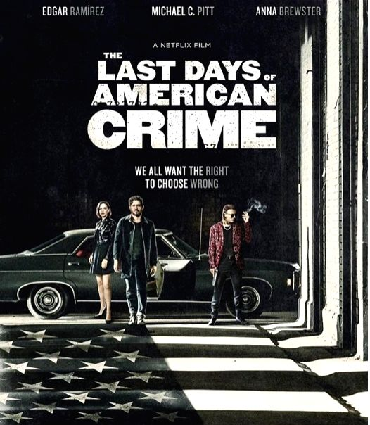 'The Last Days Of American Crime': Gore and bore.