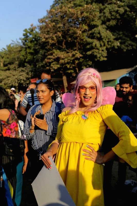 The Mumbai Pride this year saw voices raised against the Transgender (Protection of Rights) Act 2019 by the city's transgender community, led by the Rainbow Angels, Thane Queer Collective (TQC) and Transistance.