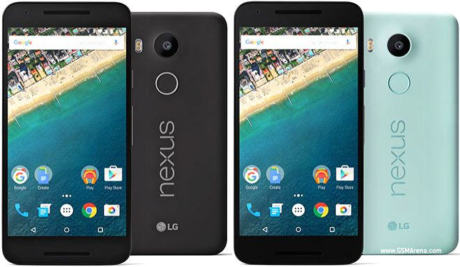 The picture shows the recently launched LG Nexus 5X, priced at Rs.31,999.