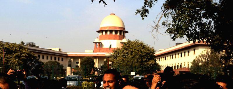 The Supreme Court of India (SC). (File Photo: IANS)(Image Source: IANS News)