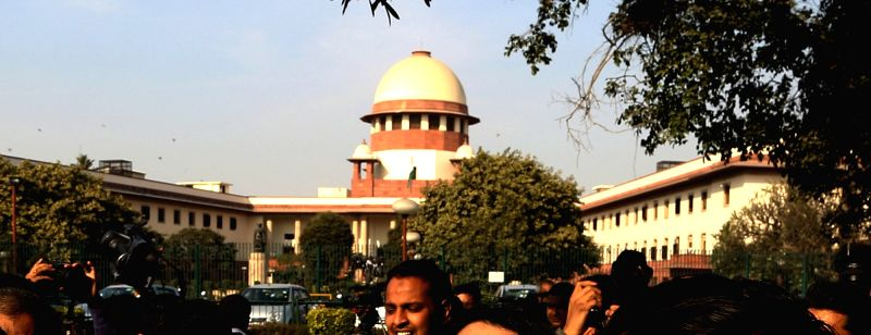 The Supreme Court of India (SC). (File Photo: IANS)(Image Source: IANS News)