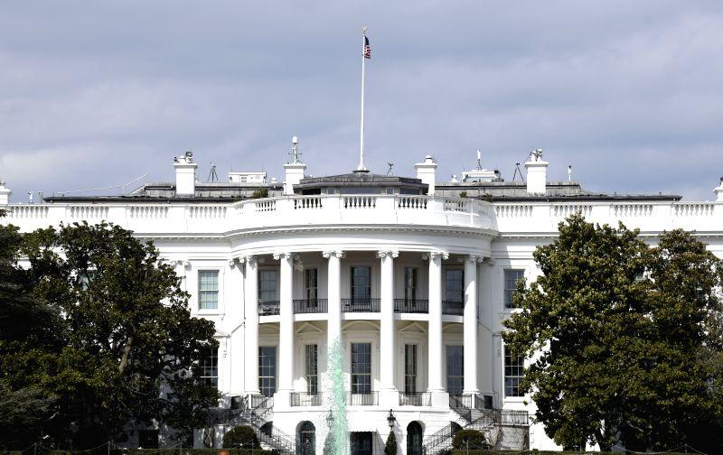 The White House in Washington D.C.(Xinhua/Liu Jie/IANS)