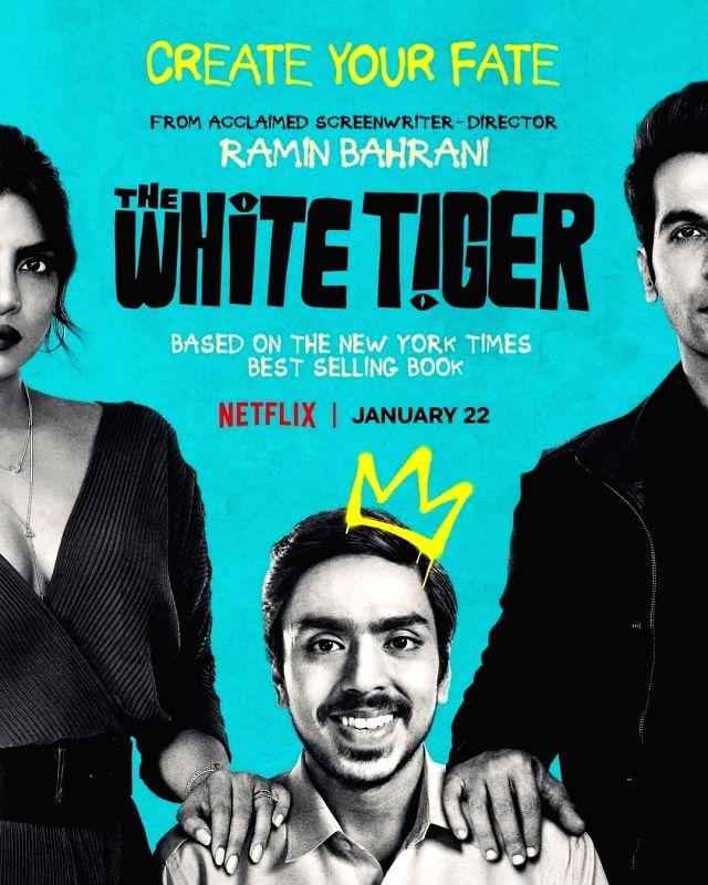 The White Tiger.(photo:instagram)