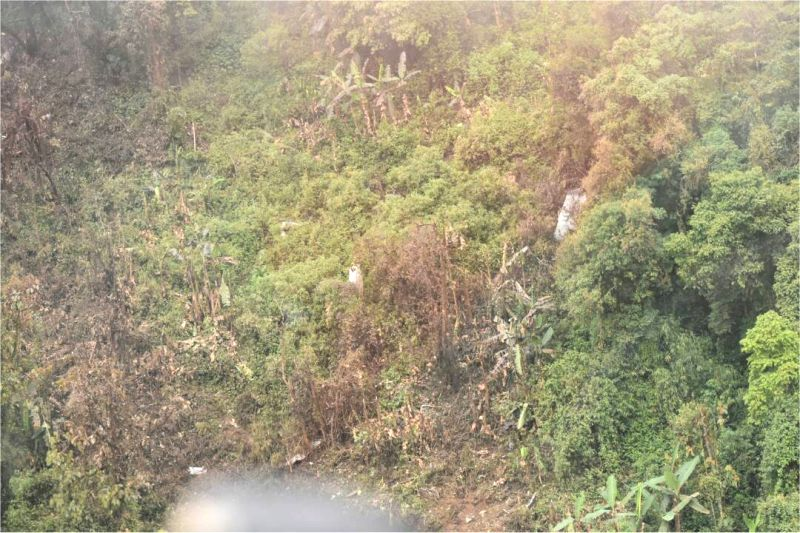 The wreckage of the Sukhoi-30 fighter aircraft with two pilots, that had gone missing on May 23 after taking off from Tezpur airbase, has been found.