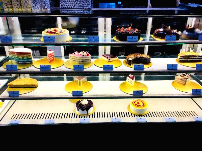 TheosPatisserie, Chocolatier and Italian Cafe.