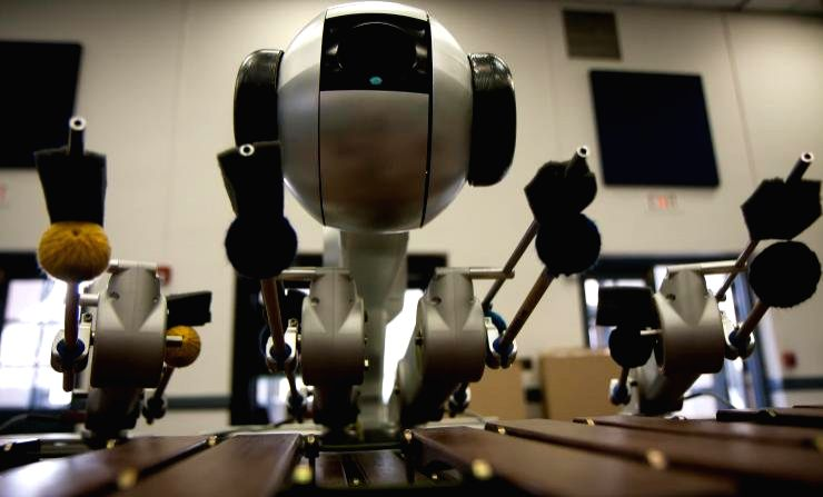 Antbot - The First Walking Robot that moves without GPS !!(Image Source: IANS News)