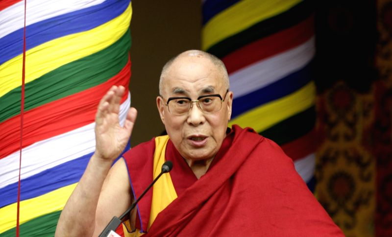 Tibetan Spiritual leader Dalai Lama. (File Photo: IANS)