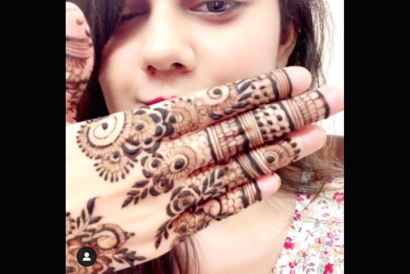 Tina Tabi Khan. (Image Instagram)