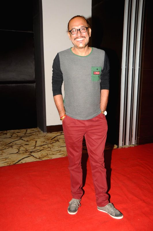 "Tochi Raina during the launch of sufi album ""Sound Of Sufi"" at Hotel Sahara Star in Mumbai on June 18th, 2014"