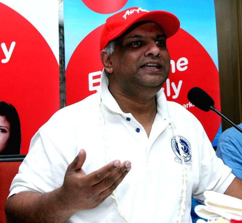 Tony Fernandes. (File Photo: IANS) - Tony Fernandes
