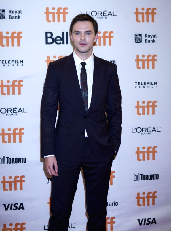 CANADA-TORONTO-FILM FESTIVAL-THE CURRENT WAR - Nicholas Hoult