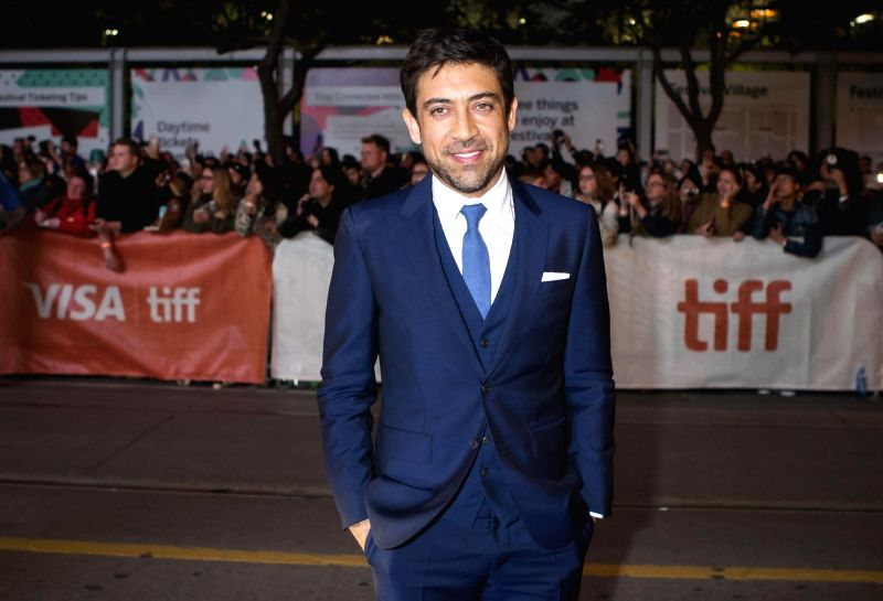 "TORONTO, Sept. 10, 2017 - Director Alfonso Gomez-Rejon attends the premiere of the film ""The Current War"" at Princess of Wales Theatre during the 2017 Toronto International Film Festival in ..."