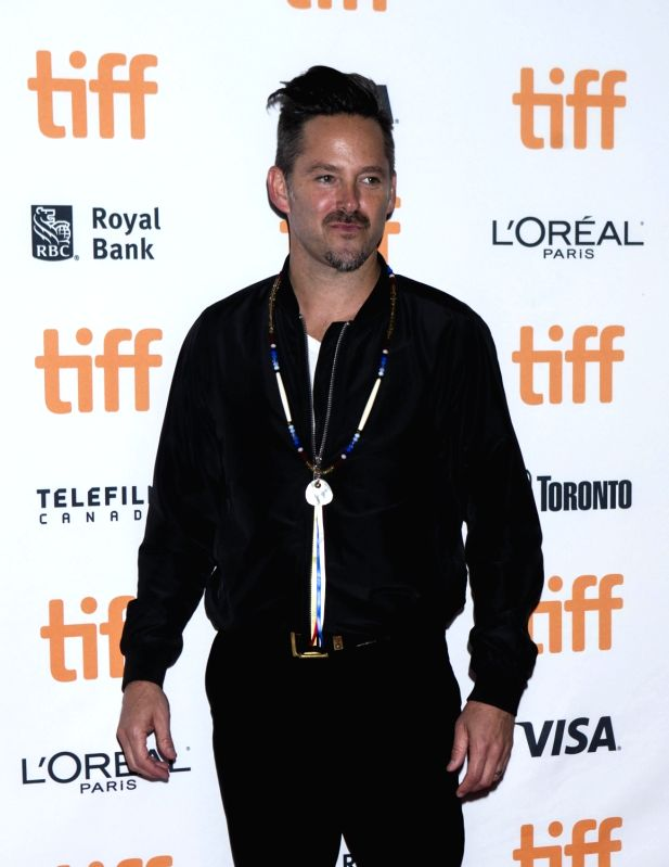 "TORONTO, Sept. 12, 2017 - Director Scott Cooper poses for photos before the premiere of film ""Hostiles"" at Princess of Wales Theatre during the 2017 Toronto International Film Festival in ..."