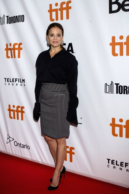 """TORONTO, Sept. 17, 2017 - Actress Suzanne Clement attends the world premiere of the film """"C'est la vie!"""" at Roy Thomson Hall during the 2017 Toronto International Film Festival in Toronto, ... - Suzanne Clement"""