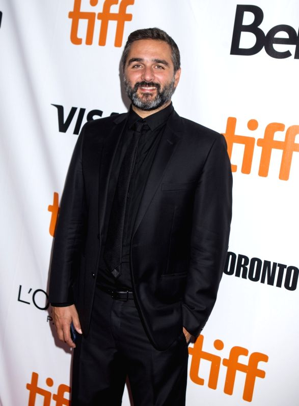 """TORONTO, Sept. 17, 2017 - Director Olivier Nakache attends the world premiere of the film """"C'est la vie!"""" at Roy Thomson Hall during the 2017 Toronto International Film Festival in Toronto, ..."""