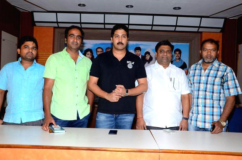 Trailer launch of film Anandam Malli Modalayyindi.