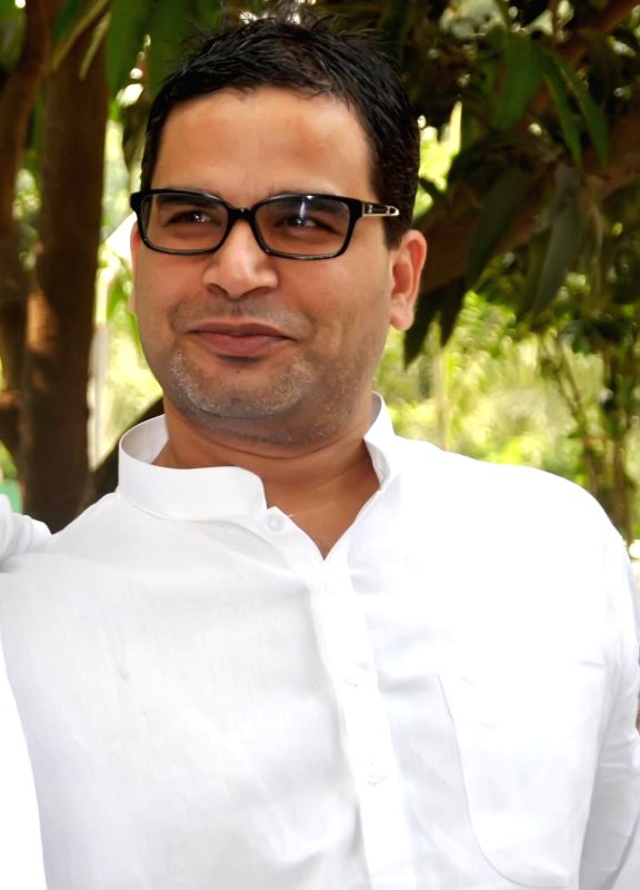 Trinamool comes out in open defence of Prashant Kisho.r (File Photo: IANS)