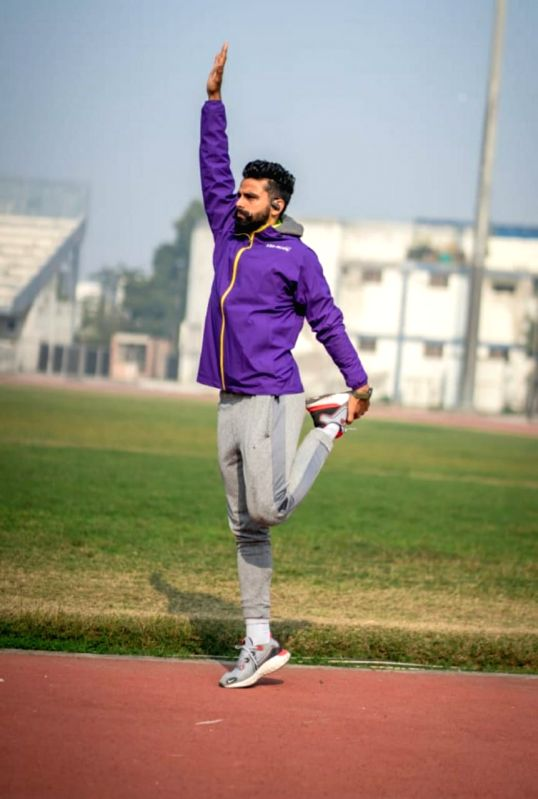 Triple jumper Arpinder Singh Fit enough to qualify for Olympics