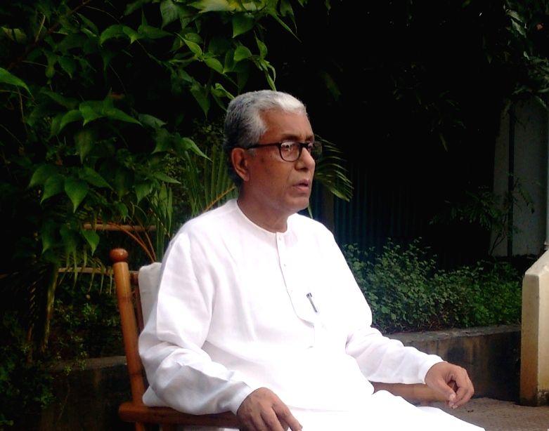 Former Tripura Chief Minister Manik Sarkar