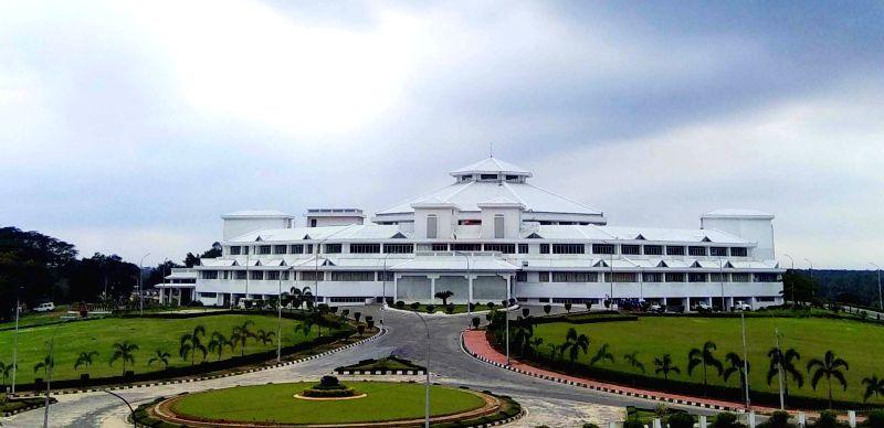 Tripura Legislative Assembly. (File Photo: IANS)