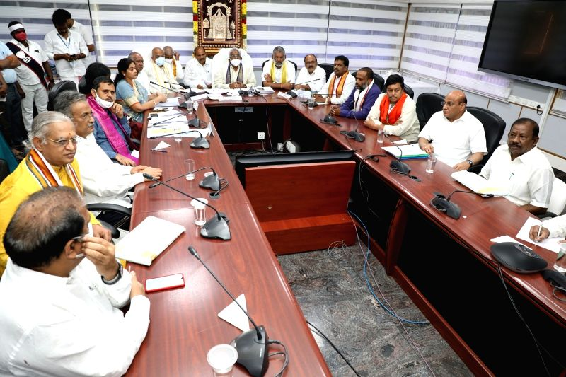 TTD to build temples in Mumbai, Varanasi to glorify deity.