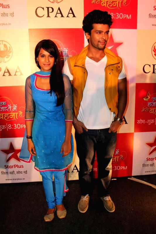 Photos    Ek Hazaron Mein Meri Behna Hai Stars Entertain CPAA Kids