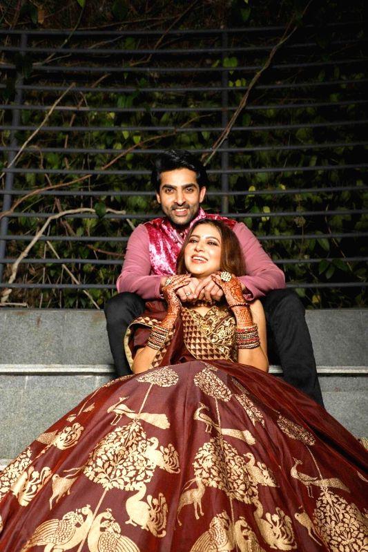 TV stars Ridhiema, Adhvik on why 'Karwa Chauth' matters to both men and women