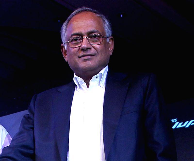 TVS Motor Company, Chairman and Managing Director,Venu Srinivasan. (File Photo: IANS)