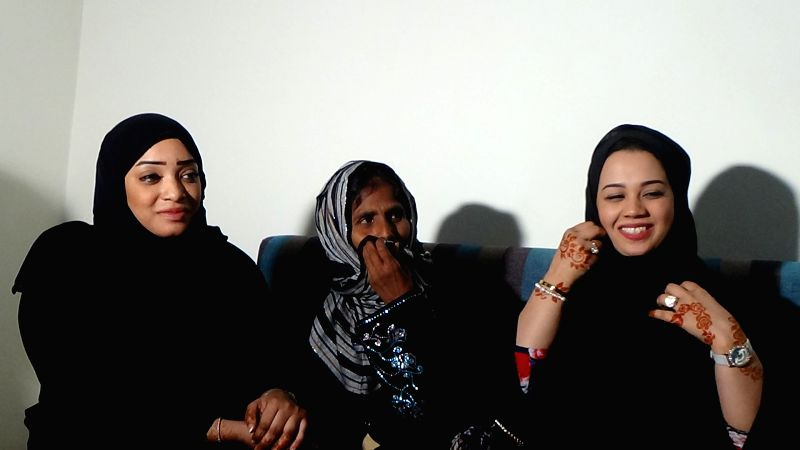 \'Two UAE women reunited with Indian mother after 28 years\'