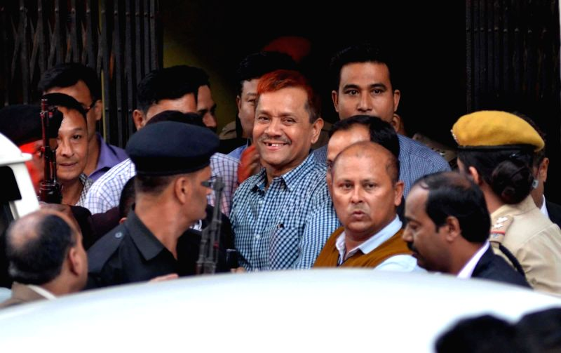 ULFA founder Anup Chetia who was arrested in Bangladesh in 1997 and had been languishing in different Bangladeshi jails since then at the Chief Judicial Magistrate (CJM) Court in Guwahati ...