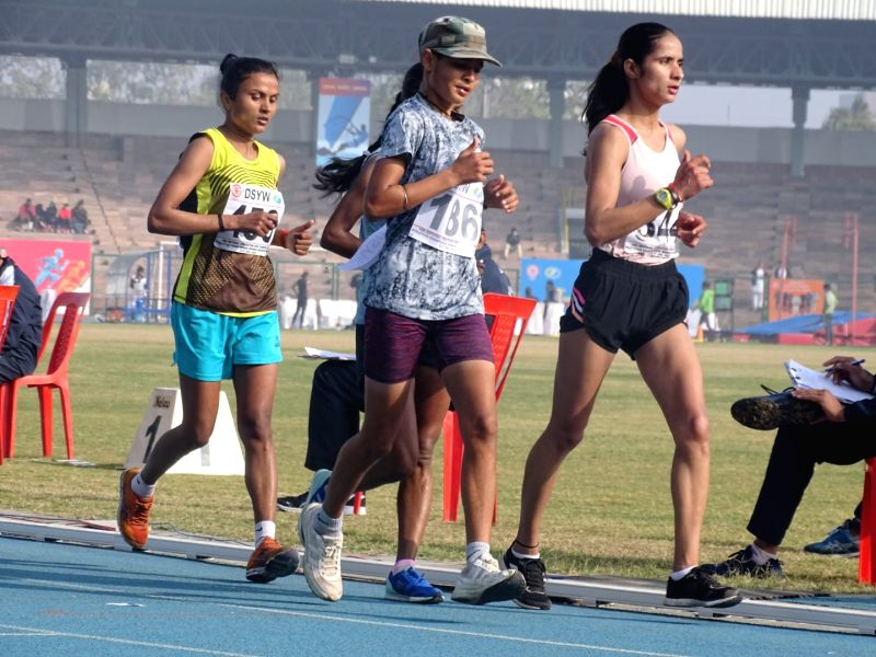 Under-20 Fed Cup: Reshma erases 10,000m race walk national record .