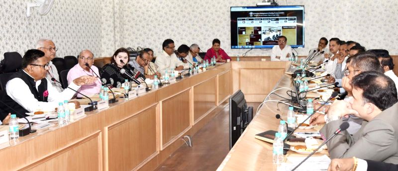 """Union Law Secretary Suresh Chandra presides over an interaction meeting with the Assistant Solicitor Generals of all High Courts to discuss the issues related to """"Legal Information ..."""