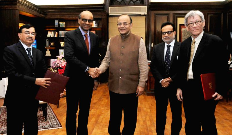 India Singapore Signs Double Taxation Avoidance Agreement