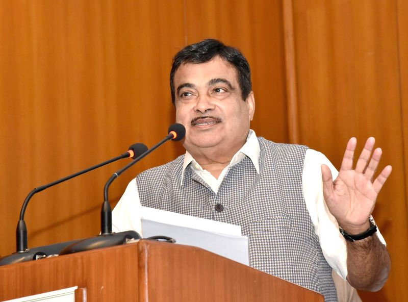 Union Minister Shipping and Water Resources, River Development & Ganga Rejuvenation Nitin Gadkari addresses at the release of National Bank for Agriculture and Rural Development's ... - Shipping