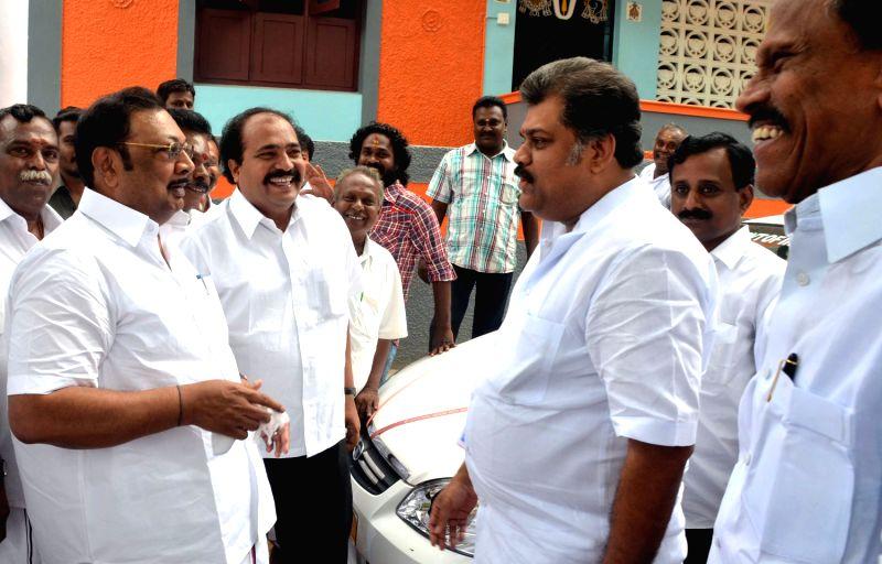 karunanidhi press meet about alagiri news