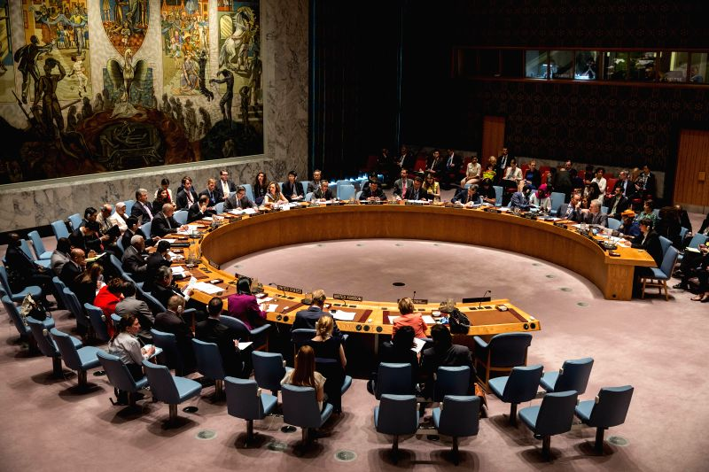"UNITED NATIONS, June 3, 2016 - The United Nations Security Council holds an open debate on ""Responding to human trafficking in situations of conflict-related sexual violence"" at the UN ..."