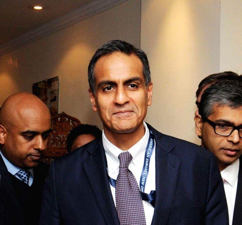 US Ambassador to India Richard Verma. (File Photo: IANS)