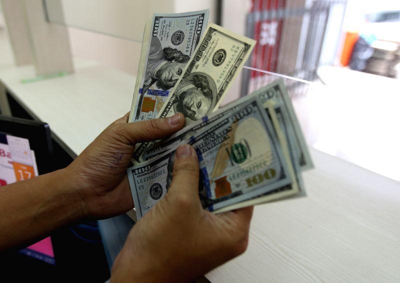 US dollar. (File Photo: IANS)(Image Source: IANS News)