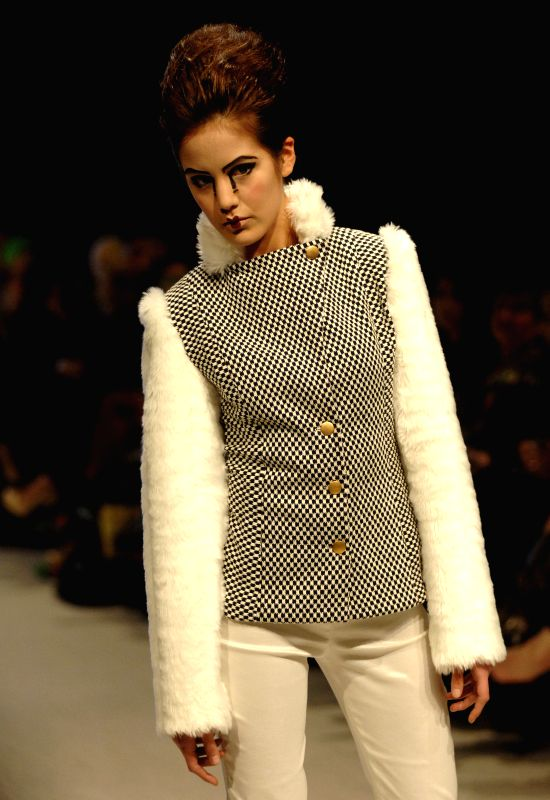 Second day of Vancouver Fashion Week Fall/Winter 2014