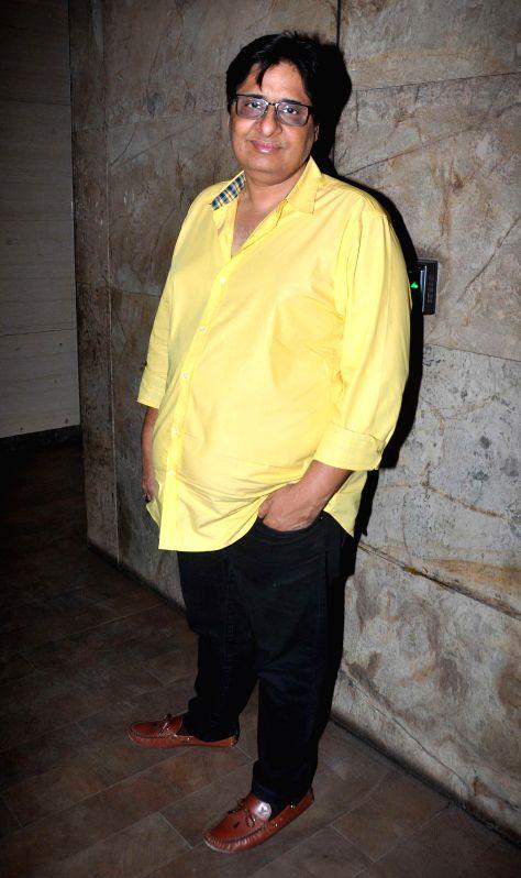 Vasu Bhagnani during the special screening of film Humshakal at Lightbox in Mumbai on Thursday, June 19, 2014.