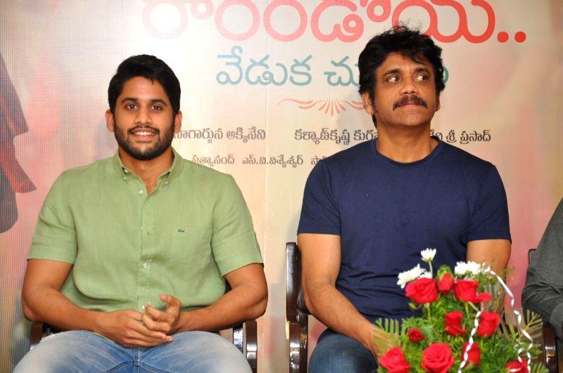 Veduka Chooddam movie press meet