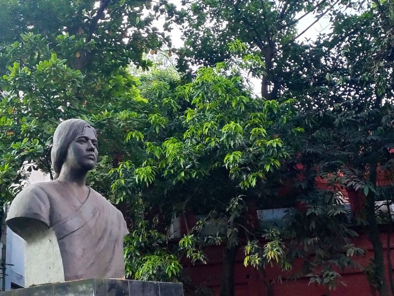Veerkannya Pritilota  A forgotten Glorious History of Bengal's first female martyrpassed in Bangladesh without remembrance.