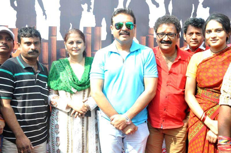 Vetakodavallu opening at Annapoorna Studios in Hyderabad on Jan 7, 2015.