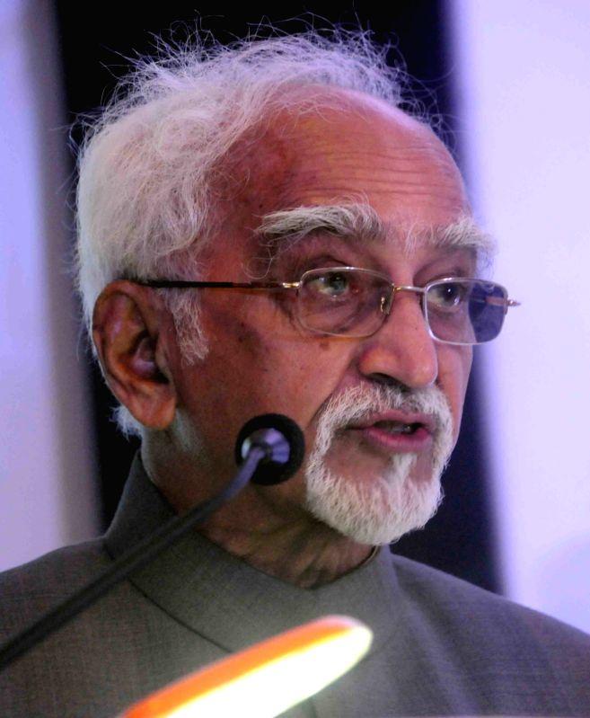 :Vice President Mohammad Hamid Ansari. (File Photo: IANS).
