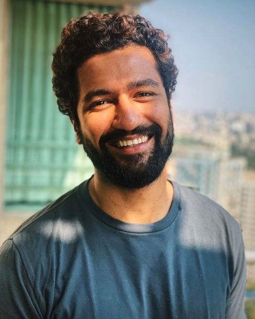 Vicky Kaushal tests negative for Covid-19.(photo:Instagram)